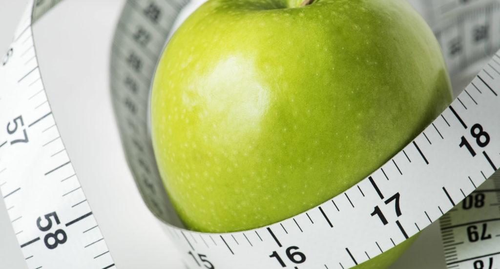 Sportif à la recherche de perte de poids